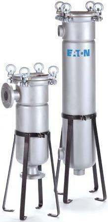 Bag filter for machine tool coolant