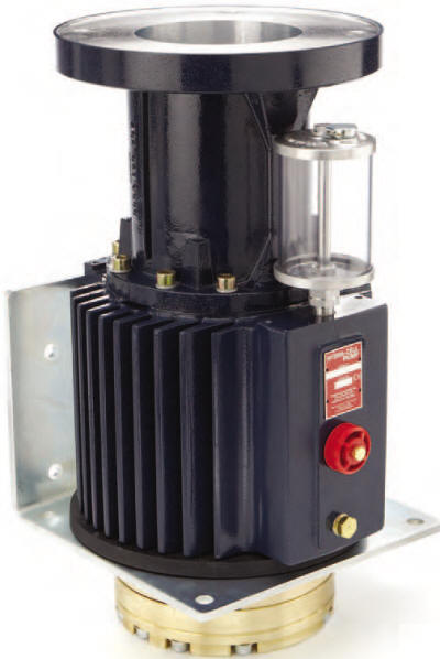 D17 High Pressure Coolant Pump for Pressures up to 2500 PSI