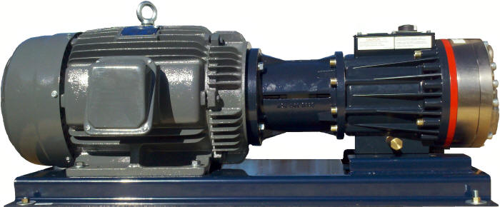 D10 Pump wiht adapter